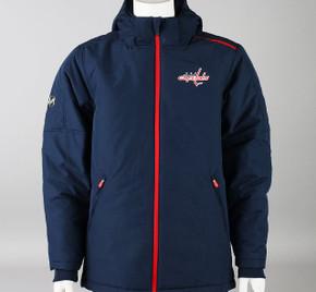 Washington Capitals Medium Authentic Pro Full Zip Rink Jacket