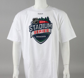 2016 Stadium Series Large Reebok Short Sleeve T-Shirt #3