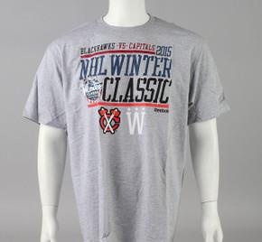 2015 Winter Classic Small CCM Winter Classic Short Sleeve Shirt
