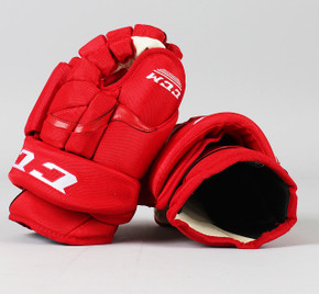 "13"" CCM HG12 Gloves - Niklas Kronwall Detroit Red Wings"