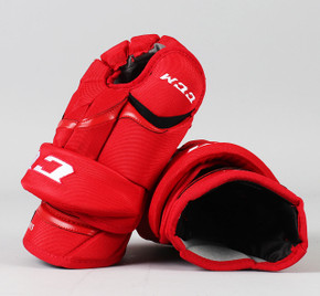 "14"" CCM HG12 Gloves - Libor Sulak Detroit Red Wings"