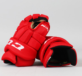 "13"" CCM HGSTSP Gloves - Filip Hronek Detroit Red Wings"