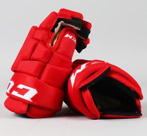 """14"""" CCM HG4RPP Gloves - Oliwer Kaski Detroit Red Wings"""