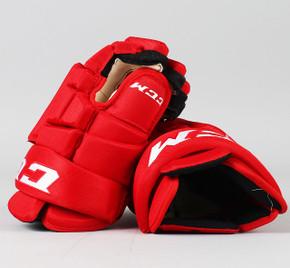 """14"""" CCM HG4RPP Gloves - Oliwer Kaski Detroit Red Wings #2"""