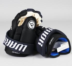 """13"""" Warrior Covert Pro Gloves - Team Stock Idaho Steelheads"""