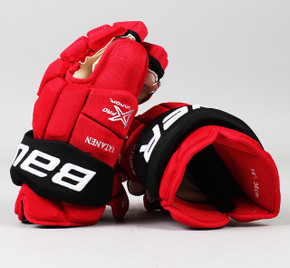 "14"" Bauer Vapor 1X Pro Gloves - Sami Vatanen New Jersey Devils"