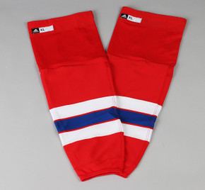 Game Sock - Washington Capitals - Red Adidas Size XL