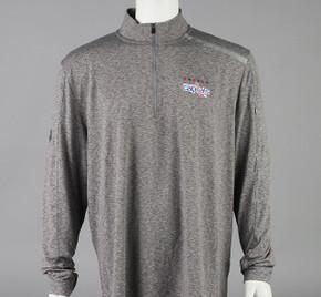 Washington Capitals Medium Authentic Pro 1/4 Zip Long Sleeve Shirt #2
