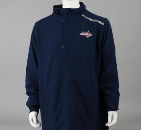 Washington Capitals Large Authentic Pro Full Zip Rink Jacket