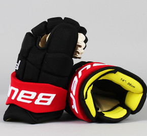 "14"" Bauer Supreme 1S Gloves - Alex Formenton Ottawa Senators"