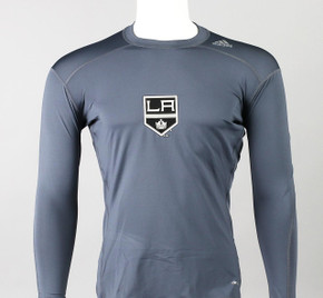 Los Angeles Kings X-Large Techfit Compression Shirt