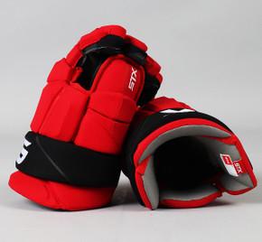 """14"""" STX Stallion HPR2 Gloves - Team Stock New Jersey Devils #2"""