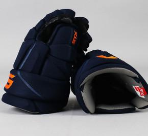 """14"""" STX Stallion HPR2 Gloves - Team Stock Edmonton Oilers"""