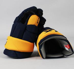 "14"" STX Stallion HPR2 Gloves - Team Stock Nashville Predators"