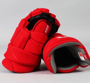 """14"""" STX Stallion HPR2 Gloves - Team Stock Detroit Red Wings"""