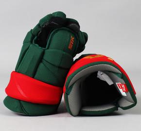 "14"" STX Stallion HPR2 Gloves - Team Stock Minnesota Wild"