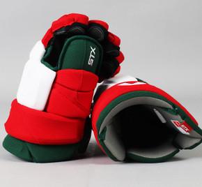"""14"""" STX Stallion HPR2 Gloves - Team Stock New Jersey Devils"""