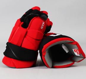 "14"" STX Stallion HPR2 Gloves - Team Stock Carolina Hurricanes"
