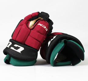 "13"" CCM HGTKPP Gloves - Vinnie Hinostroza Arizona Coyotes #2"
