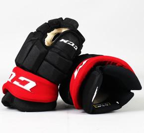 "13"" CCM HGTKPP Gloves - Vinnie Hinostroza Arizona Coyotes"