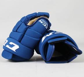 "14"" CCM HG4RXP Gloves - Brad Richardson Vancouver Canucks"