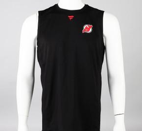 New Jersey Devils Medium Authentic Pro Sleeveless Compression Shirt