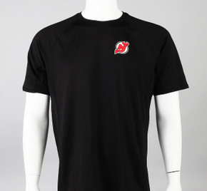 New Jersey Devils Large Authentic Pro Short Sleeve Compression Shirt