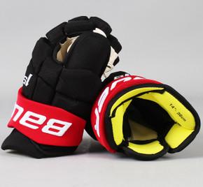 """14"""" Bauer Supreme 1S Gloves - Drake Batherson Ottawa Senators"""