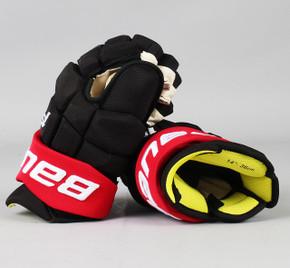 """14"""" Bauer Supreme 1S Gloves - Logan Brown Ottawa Senators #2"""