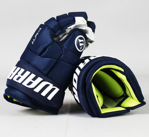 "13"" Warrior Alpha 20 Gloves - Team Stock Norfolk Admirals"