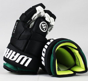 "13"" Warrior Alpha 20 Gloves - Team Stock Utah Grizzlies"