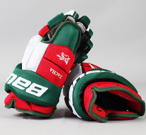 "14"" Bauer Vapor 1X Lite Pro Gloves - Pavel Zacha New Jersey Devils"