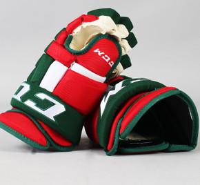 "13"" CCM HG97XP Gloves - Team Stock New Jersey Devils #2"