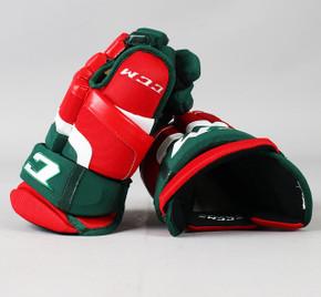 "14"" CCM HG50XP Gloves - Mirco Mueller New Jersey Devils"