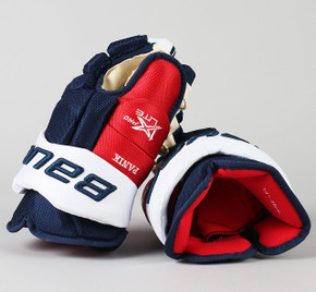 "14"" Bauer Vapor 1X Lite Pro Gloves - Richard Panik Washington Capitals"