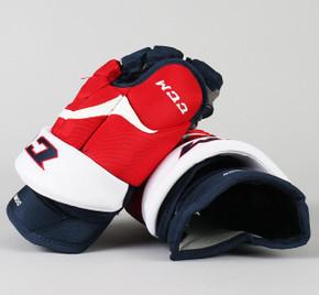 "14"" CCM HG12 Gloves - Nic Dowd Washington Capitals"