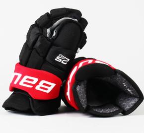 """14"""" Bauer Supreme 2S Pro Gloves - Mike Reilly Ottawa Senators"""