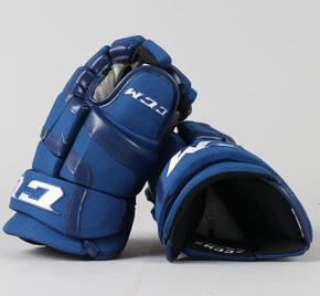 """14"""" CCM HG50PP Gloves - Darren Archibald Vancouver Canucks"""