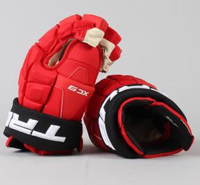 "14"" TRUE XC9 Gloves - Pavel Zacha New Jersey Devils"