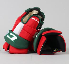 "13"" CCM HGST Gloves - Sami Vatanen New Jersey Devils"