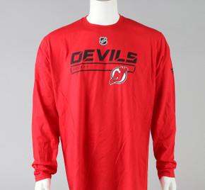 New Jersey Devils Medium Short Sleeve Shirt #2