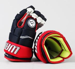 "13"" Warrior Alpha QX Gloves - Oliver Bjorkstrand Columbus Blue Jackets #2"
