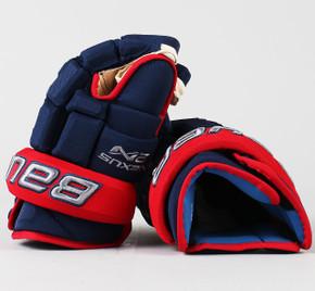 "14"" Bauer Nexus 2N Gloves - Alexandre Texier Columbus Blue Jackets"