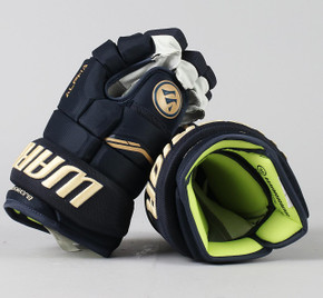 "13"" Warrior Alpha QX Gloves - Oliver Bjorkstrand Columbus Blue Jackets"
