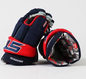 "14"" STX HPR Gloves - Josh Anderson Columbus Blue Jackets"