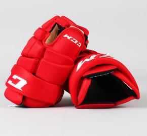 """14"""" CCM HG4RXP Gloves - Alex Biega Detroit Red Wings"""