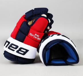 "14"" Bauer Nexus 1N Gloves - Barry Trotz Washington Capitals"
