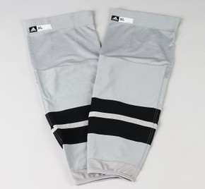 Game Sock - Los Angeles Kings - Gray Adidas Size XL