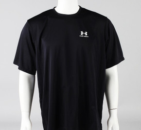 Los Angeles Kings X-Large Under Armour Loose Fit Heat Gear Short Sleeve Shirt #2
