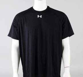 Los Angeles Kings X-Large Under Armour Loose Fit Heat Gear Short Sleeve Shirt
